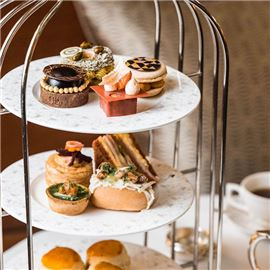 Nineteen Twen-Tea Afternoon Tea at The Palm Court