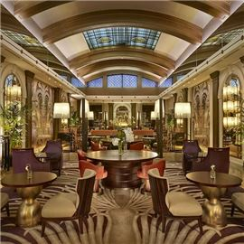 The Palm Court - Sheraton Grand London Park Lane