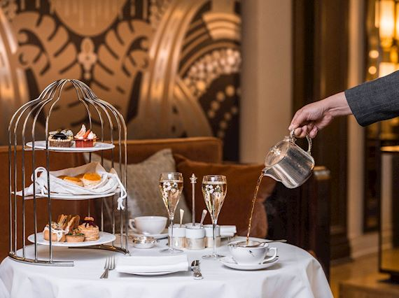 Afternoon Tea Gift Voucher - Sheraton Grand London Park Lane