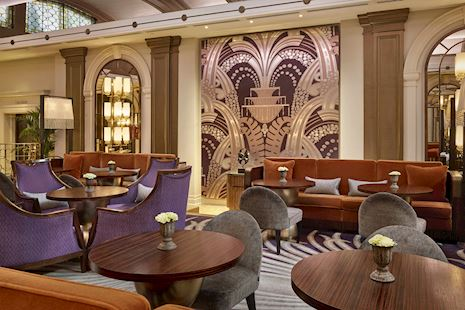 Contact - The Palm Court at Sheraton Grand London Park Lane
