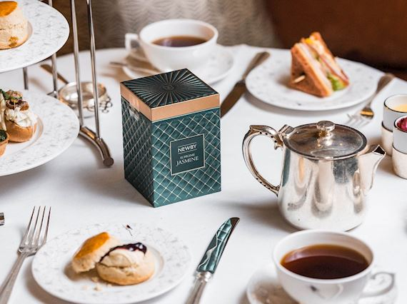 Newby Tea - Afternoon Tea London