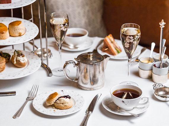 Nineteen Twen-Tea Afternoon Tea at The Palm Court