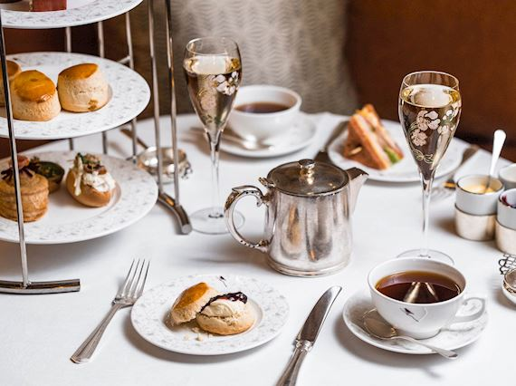 Afternoon Tea with free-flowing bubbles - Afternoon Tea offer